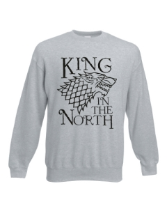 BLUZA KING IN THE NORTH