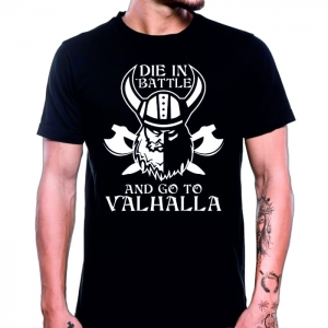 GO TO VALHALLA VIKINGS