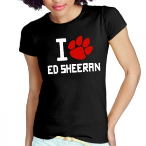 I LOVE ED SHEERAN