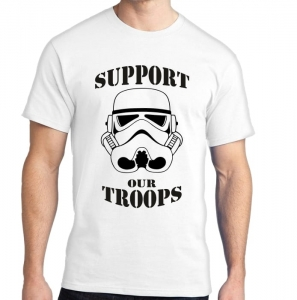 SUPPORT OR TROOPS
