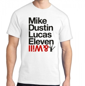 MIKE DUSTIN LUCAS ELEVEN WILL