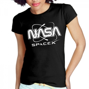 DAMSKA NASA SPACEX