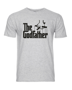 THE GODFATHER biała M