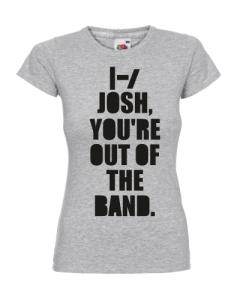 21 PILOTS JOSH YOU'RE OUT