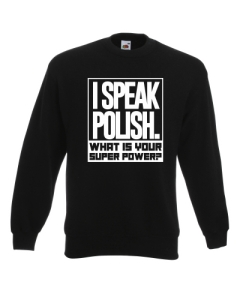 BLUZA I SPEAK POLISH