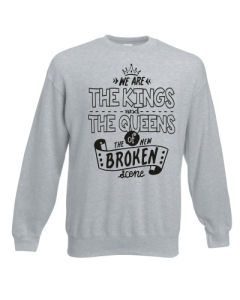 BLUZA 5SOS WE ARE THE KING AND QUEEN