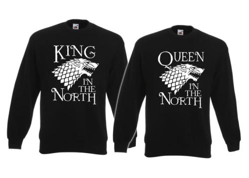 bluza dla par king in the north